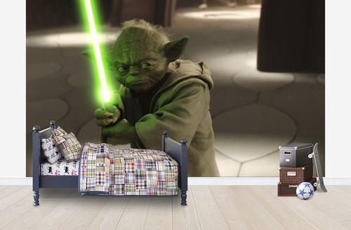 Yoda tapetti Star Wars Tähtien Sota Tapetti