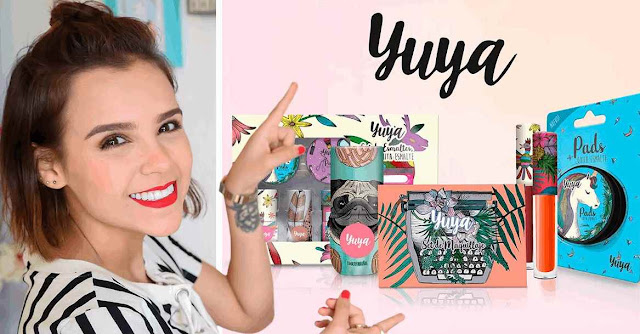 Acusan a Yuya de plagiar a artesanos en su nueva línea de maquillaje