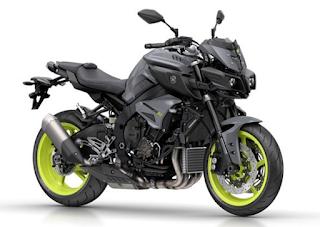 Yamaha Rilis Spesifikasi dan Harga MT-10