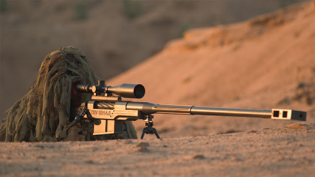 Unknown Shooter Best and Deadliest Sniper in the world