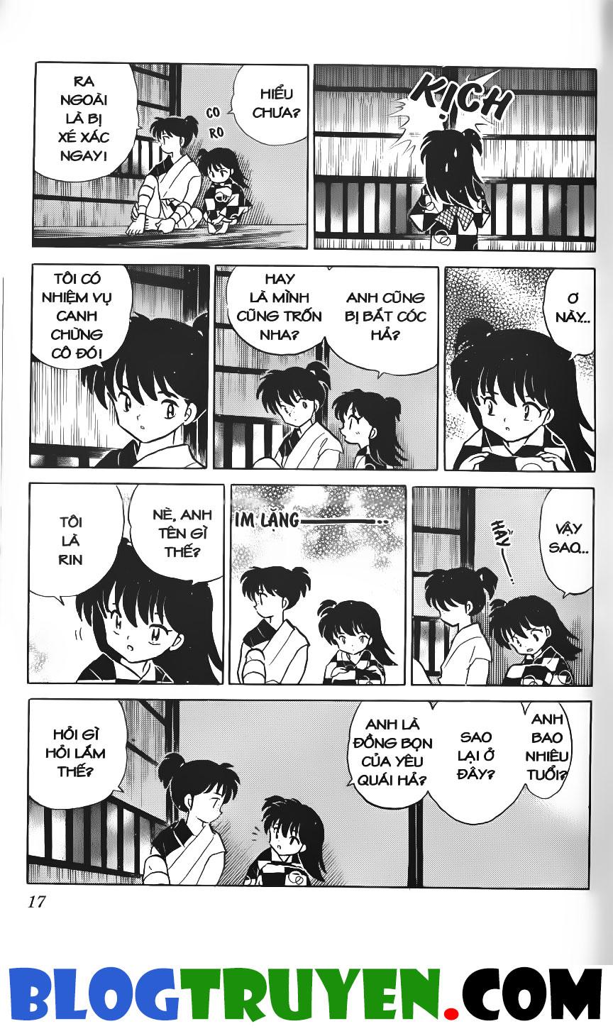 Inuyasha vol 23.1 trang 15