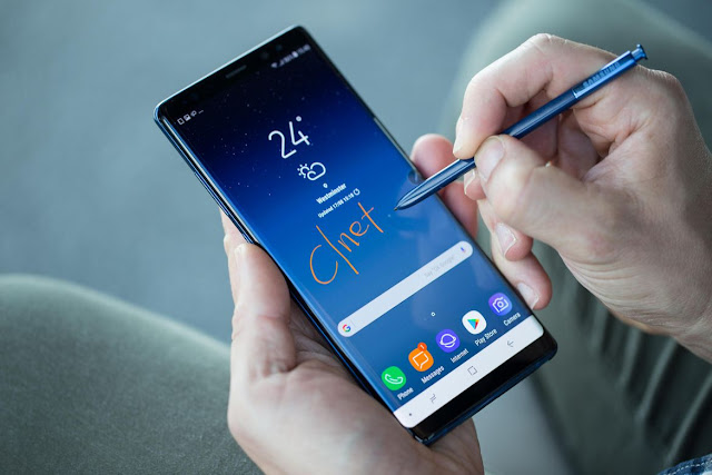 Samsung unveiled its brand new Galaxy Note 8 this month