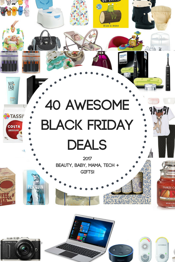 AWESOME BLACK FRIDAY DEALS 2017 | LOVE, MAISIE | www.lovemaisie.com