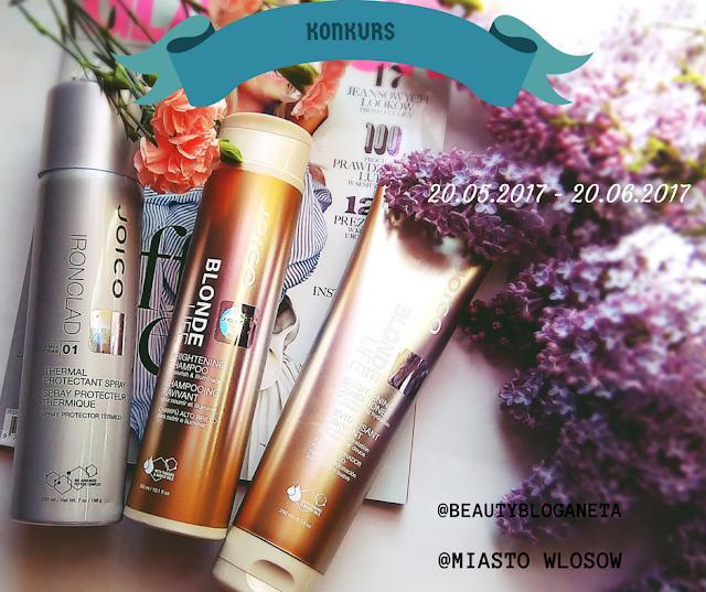 Konkurs z Miasto Włosów ! Do Wygrania Zestaw Profesjonalnych Kosmetyków do włosów firmy JOICO