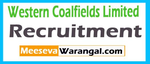 Western Coalfields Limited Recruitment 2017