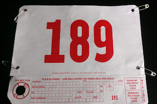Graham Sedam, blog, thoughts, life, interests, running, runner, 5k, fitness, physical, exercise, racing bib, 189, Fit2Fight