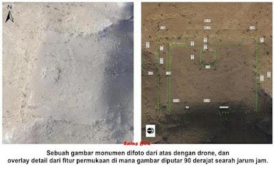 Monumen Misterius Ditemukan di Kota Petra Kuno