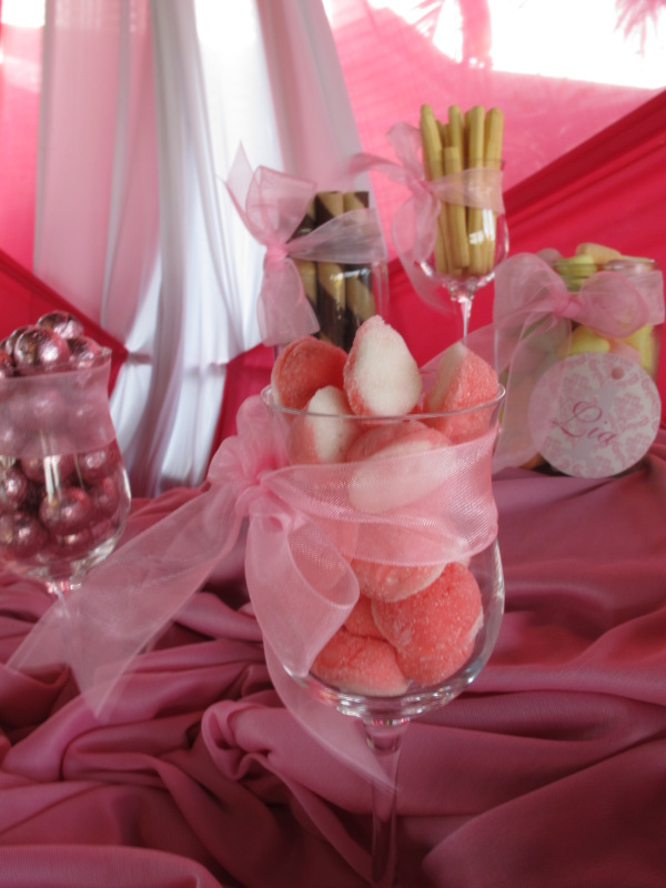 A Ballerina Themed First Birthday Party Suppliers And The