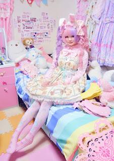 mintyfrills sweet cute kawaii lolita fashion