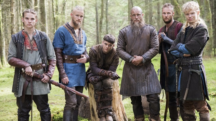 Vikings - The Outsider - Advanced Preview + Teasers