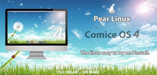 pear OS 4