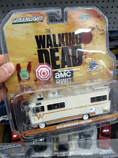 the walking dead toy rv dale