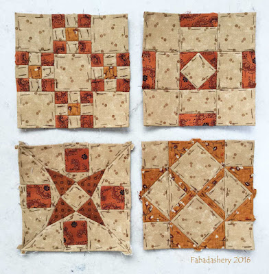 Dear Jane Quilt - Draw 21 - H3, L7, I10, J7