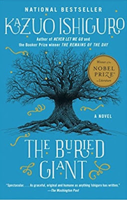 The Buried Giant by Kazuo Ishiguro (Book cover)