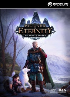 تحميل لعبة Pillars of Eternity The White March Part 2