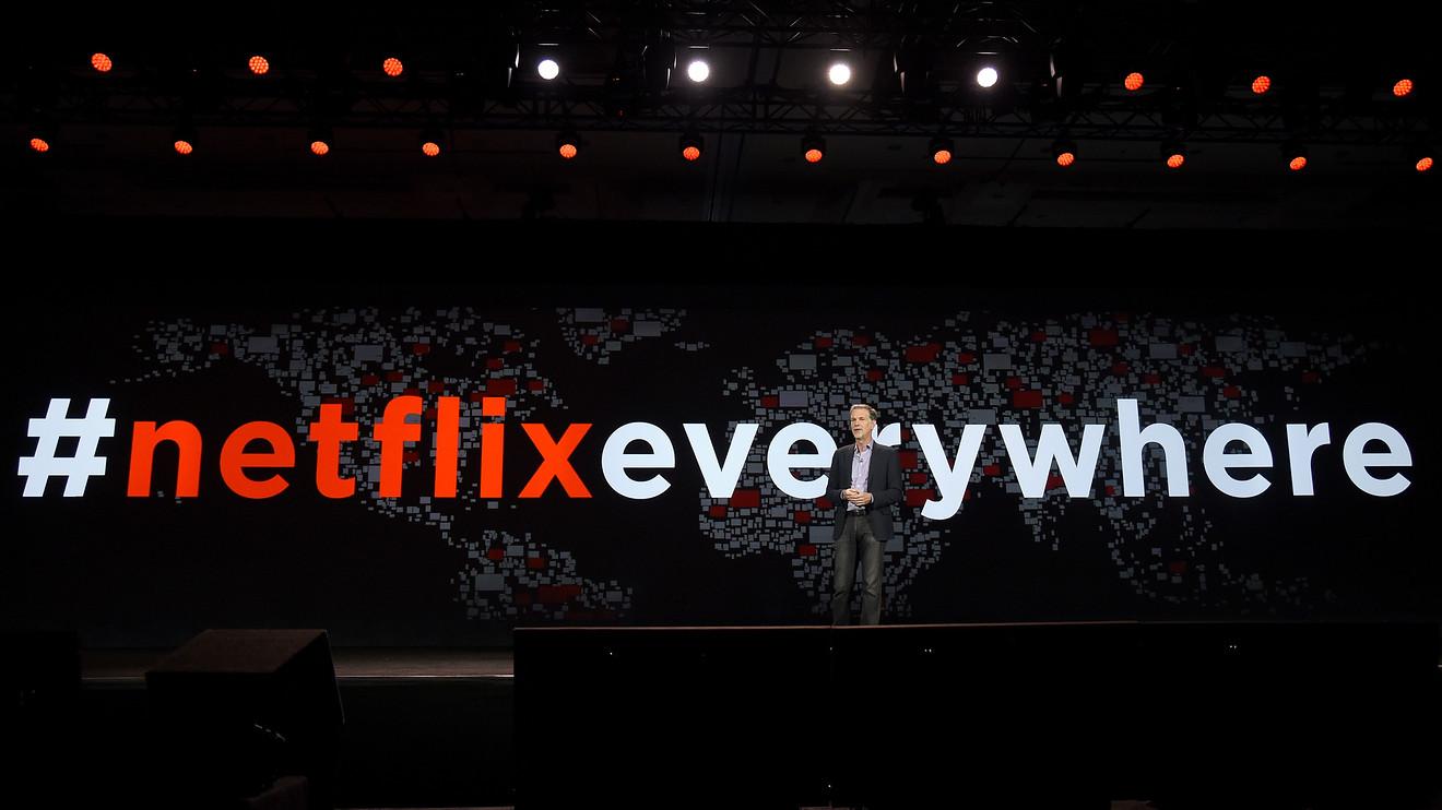 #NetflixEverywhere