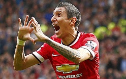 Money matters: Arsenal would be interested in Angel di Maria - but can they afford him?