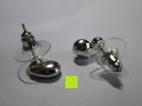 Ohrringe hinten: Fashmond Schmuckset Schmuck-Sets eine Ohrringe, ein Armband und eine Halskette Kette mit Anhänger für Frauen Mädchen Blau aus Kristall