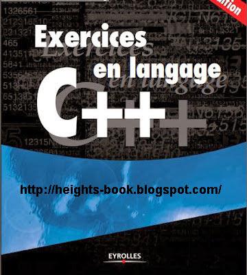 Télécharger Livre Gratuit Exercices en langage C++ pdf