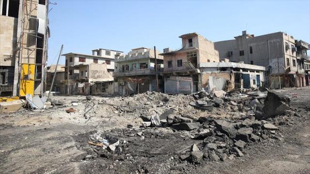 Coalición admite haber matado en Mosul a 'decenas de civiles'