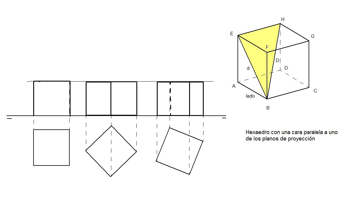 Ies castillo de luna epva y dibujo t cnico hexaedro for Realizar planos
