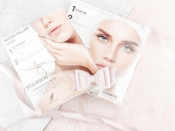 Starskin Pro Micro-Filler Hand & Face Masks