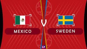 مشاهدة مباراة المكسيك والسويد بث مباشر اليوم الأربعاء 27-6-2018 كأس العالم 2018