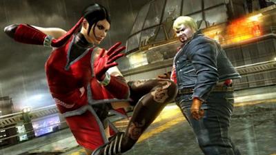 Download Game Tekken 6 PPSSPP ISO Ukuran Kecil Save + Data