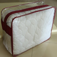 Tas Bed Cover / tas plastic mika bedcover