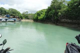 dermaga pulau semau kupang ntt
