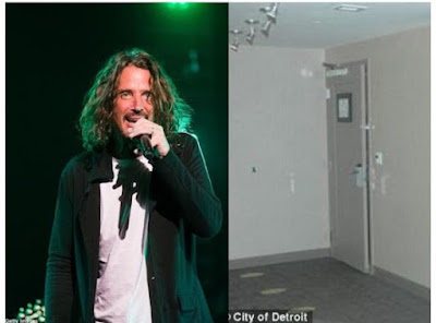 Photos from inside the hotel where singer Chris Cornell committed suicide