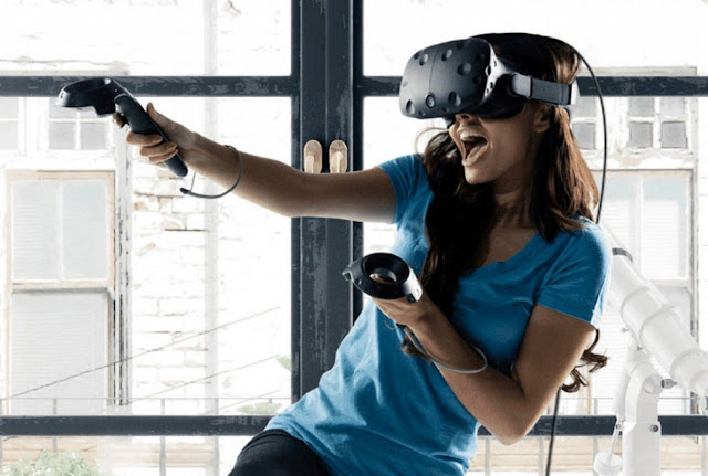 Advertising without escape in the virtual reality of HTC: they will know if you have seen the advertisement or not
