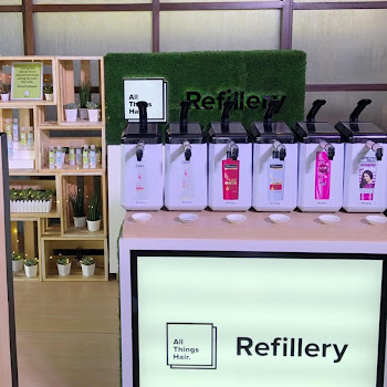 Unilever All Things Hair Refillery: First Step Towards a Sustainable Lifestyle or Just Another Dead End?