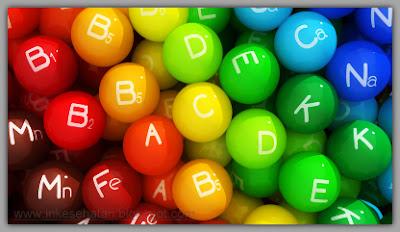 Jenis-Jenis Vitamin dan Fungsinya Bagi Tubuh Kita