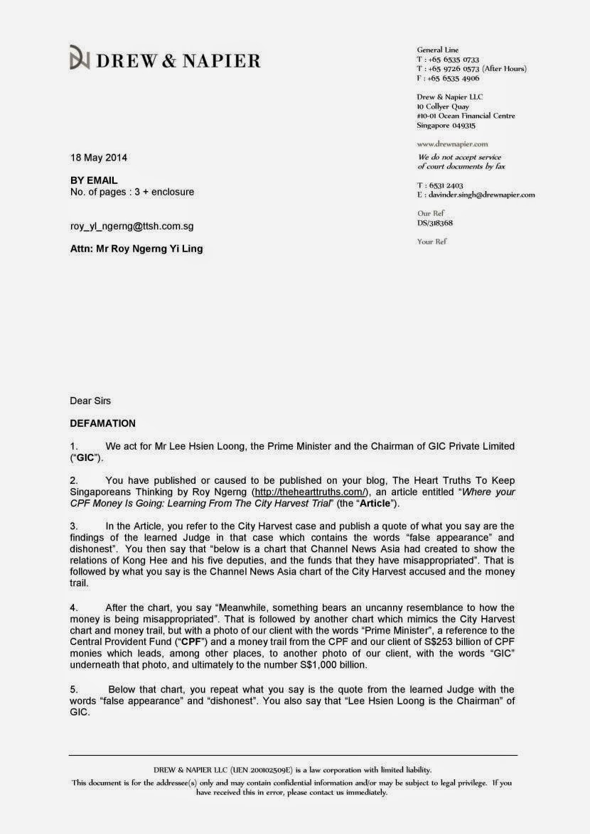 318368-letter-of-demand-18may2014-page-001 Letter Of Recommendation Template For Defamation Character on personal injury letter template, slander letter template, good moral character letter template, harassment letter template, defamation on the internet,
