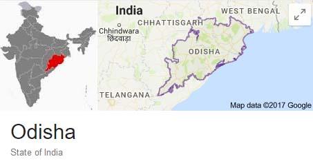 How to Search Aadhaar Bank Enrolment Center in Odisha