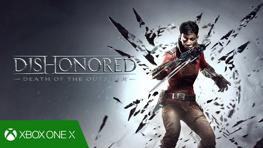 dishonored: death of the outsider xbox one x