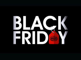 Promoção Black Friday na Mix