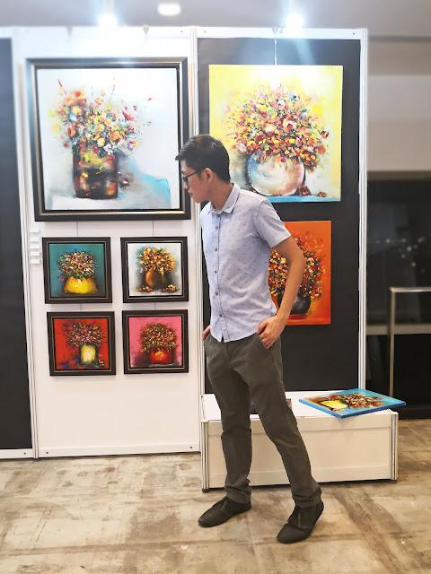 Tatinis Art Show 2018 - A Love Affair with Art