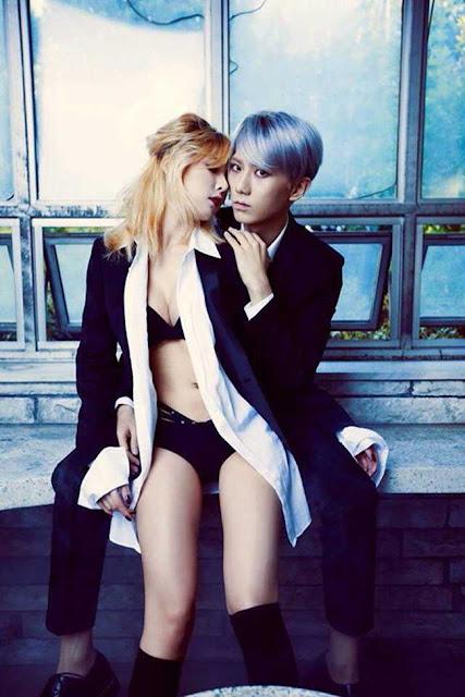 Hot girls Hyuna sexy beautiful korean singer 2