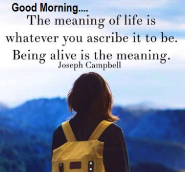 Good morning images with inspirational quotes