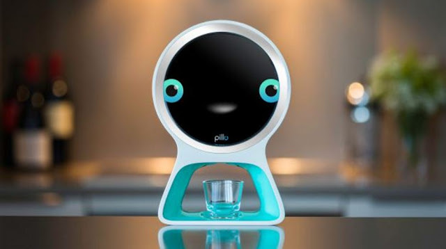 pillo-home-health-robot