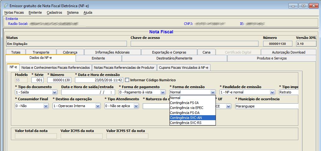 programa xml nfe gratis