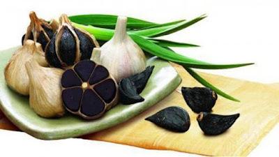 10 Manfaat Bawang Putih Hitam Untuk Kesehatan