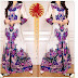 Kebaya Gamis Bordir Modern KB-325 Photo