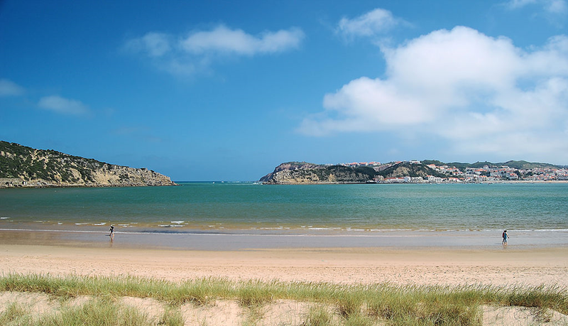 Sao Martinho do Porto, perfect for family holidays in Portugal