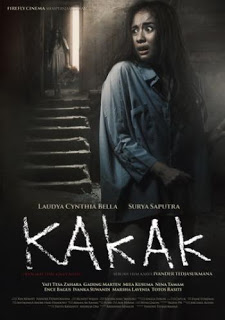 Download Film Horor 'Kakak' (2015) DVDrip