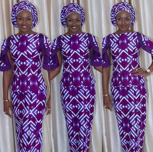 29 Latest Ankara Styles for Wedding For Nigerian Ladies