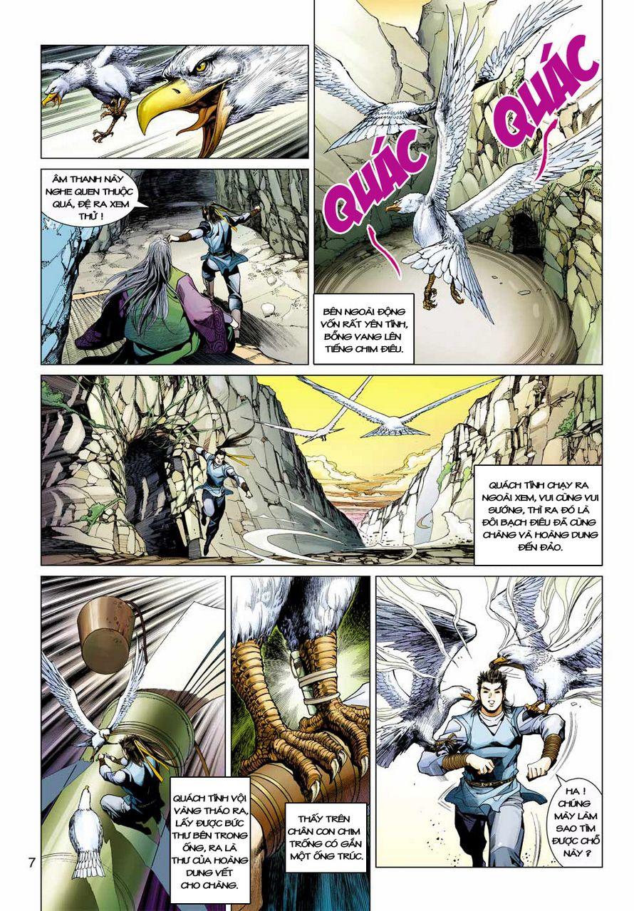 Anh Hùng Xạ Điêu anh hùng xạ đêu chap 43 trang 7