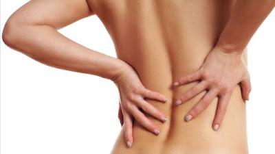 Male alla schiena accorcia tempo di vita: effetto domino